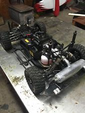 Rampage XR Rally 1/5 Scale Gas Powered Redcat Racing RC RTR Blue Car