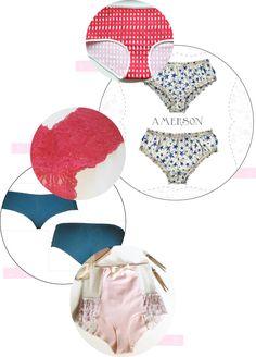 Sew your own underwear!