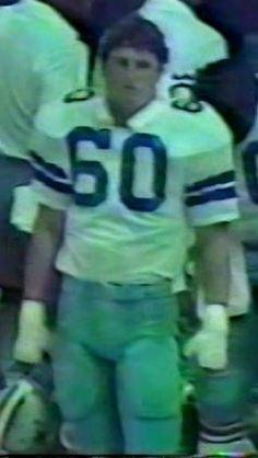 Rookie offensive lineman DON SMEREK (60)--September 13, 1981 Cowboys 4, Dallas Cowboys, Lineman, College Football, Captain America, Nfl, September, Sports