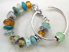 Trollbeads traditional bracelet and bangle