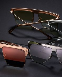 045a3ddef1a7 Gold Plated – featuring the West and Winter Gold Plated Sunglasses.  TOMFORD   TFEYEWEAR