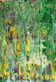 Forest of birch