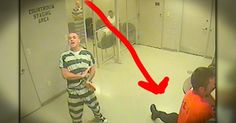 These inmates were waiting for their time in court when the guard in charge slumped over unconscious. With no one else down there these prisoners knew they needed to act to save his life. And seeing them breakout to save this total stranger will move you! What a wonderful thing these men did!