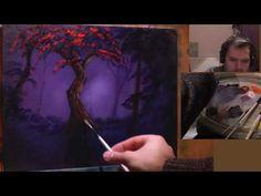 YouTube Painting Videos, Painting Lessons, Art Lessons, Jason Bowen, Sip N Paint, Bob Ross, Pastel, Art Tutorials, Pond