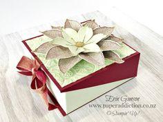 Luxus Blumenbox Rosenbox Geschenkbox Edition Aufbewahrungsbox Hochzeit Dekobox