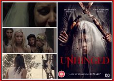 The official remake of the notorious Video Nastie Unhinged available from #HMV & #Asda Monday #Unhinged #Essex #VideoNastie #Horror #Remake #DanAllen #SupportIndieFilm