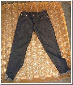 Levis Waste Less Jeans