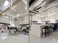 Gazeta.ru News Agency Office by Nefa Architects, Moscow – Russia » Retail Design Blog