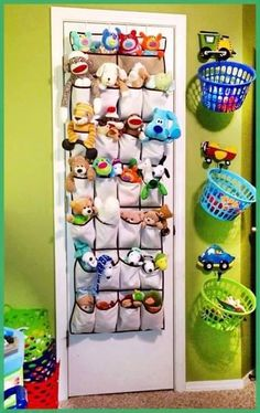 Can't stand toys and books everywhere in your house? Try these 34 toy storage ideas & kids room organization hacks to transform your kids' messy room. Diy Toy Storage, Kids Storage, Storage Baskets, Storage Ideas, Laundry Baskets, Laundry Rooms, Cheap Storage, Nursery Storage, Shoe Storage Dollar Tree