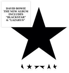 #David #Bowie - #Blackstar (CD, 2016) NEW / SEALED #ProgressiveArtRock #davidbowie