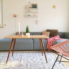 Vintageliebe #interior #einrichtung #dekoration #decoration #ideas #ideen #vintage #wohnzimmer #Vintagewohnzimmer Foto: Luise
