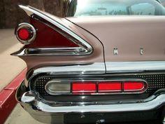 1959 Mercury Auto Design, Auto Accessories, Combustion Engine, Hood Ornaments, Ford Motor Company, Tail Light, Classic Beauty, Lincoln, Mercury