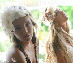 Tocados Headdress, Dream Wedding, Hair Beauty, Flower Crowns, Fascinators, Flowers, Wedding Ideas, Dresses, Blog