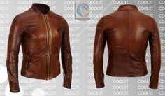 C117 Rp 1, Leather Jacket, Jackets, Fashion, Studded Leather Jacket, Down Jackets, Moda, Leather Jackets, Fashion Styles