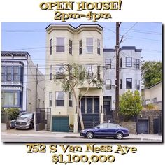 Hoy estaré en La Misión, aka The Mission, for you non-Spanish speaking gringos. How's that for finesse? . COME VISIT ME and this lovely 3 bedroom, 1.5 bath, 1735 sq foot, $1.1 million condo from 2pm-4pm! LES DO DIS!