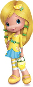 Strawberry Shortcake's Berry Bitty Adventures (TV show) Lemon Meringue is voiced by Andrea Libman Strawberry Shortcake Characters, Strawberry Shortcake Party, Girl Clipart, Cute Clipart, Girl Cartoon, Cute Cartoon, Cute Images, Cute Pictures, Mellow Yellow