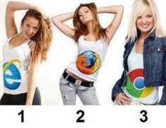 Yeah Plus. - what do you use to surf the net?i love firefox and i use it every day ,every our and i draw it on my shirt ,i am in so love with this amazing surfer,don't you beleive this girl wearing firefox on yeah plus is so cool? Virus, Writing Jobs, Quites, Website Link, World Traveler, Girls Wear, Cool Websites, Your Photos, Going Out