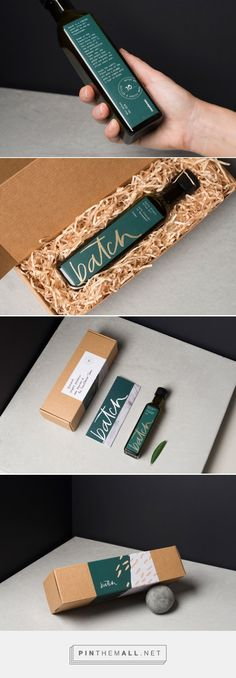 Artisanal Olive Oil with a Handmade Touch — The Dieline - Branding & Packaging Design... - a grouped images picture - Pin Them All