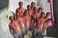 Ryan Gosling bachelorette party invites! so doing this lol @Katie Hrubec Turner, please remember this for mine. :)