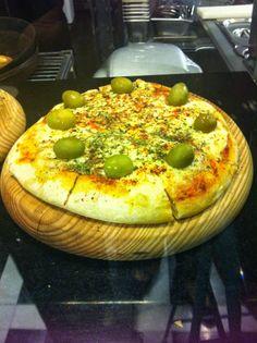 Las recetas de Martuka: Picsa (Pizza Argentina En Madrid)