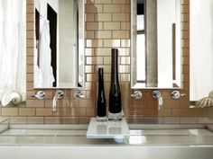 reflective tiles, gorgeous