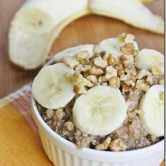 Banana Breakfast Quinoa