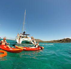 Kayak experience #Fuerteventura