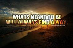 A true belief