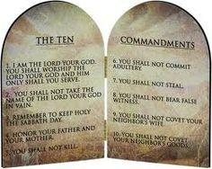 Anus 10 Comandments