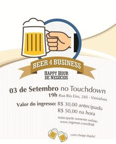 AYTY apoia Startup Beer Business
