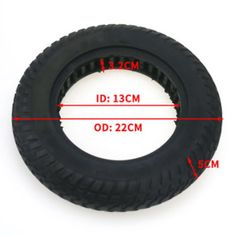 10 Inch Electric Scooter Tire Tyre For Xiaomi M365 10 X 2/10 X 2.5 Solid Tire Damping Tire Rubber Wheels Tyres for M365 M365 Pro _ - AliExpress Mobile Cheap Scooters, Pro Scooters, Scooter Parts, Electric Scooter, Wheels, Accessories, Jewelry Accessories