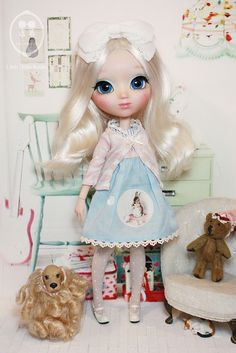 Custom Commission Groove Doll. | Flickr - Photo Sharing!