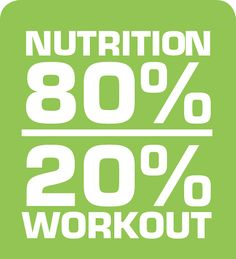 A new creative campaign underneath herbalife's level 10 campaign named 80% nutrition 20% workout. Full logo lock up design and social media posts.
