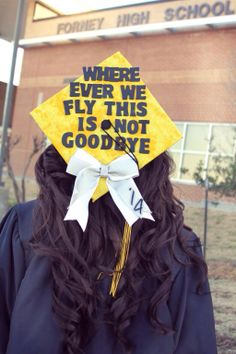 #graduation cap decoration