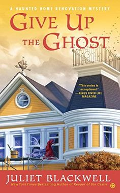 Give Up the Ghost: A Haunted Home Renovation Mystery by Juliet Blackwell http://www.amazon.com/dp/0451465814/ref=cm_sw_r_pi_dp_V5hqvb1C6Q78K