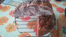 Kváskový orechový mazanec - Recept