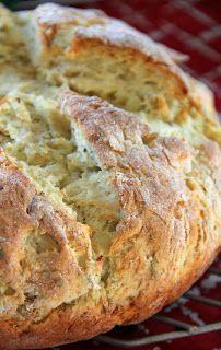 Irish Potato Bread - no yeast, crunchy on the outside, soft on the inside potato bread    by joandsue #Bread #Potato #Irish