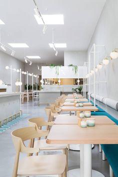 No. 19 Café in Ascot Vale by Biasol | est living