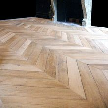 parquet ch ne massif les motifs point de hongrie. Black Bedroom Furniture Sets. Home Design Ideas