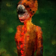 I once was a muse by Anja Millen
