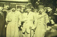 Gazi Mustafa Atatürk ve Karabekir