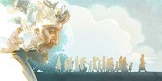 Jesus er et eksempel for alle dem som følger ham