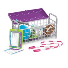 American Girl - Sport Storage Bench - Truly Me 2015