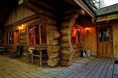 Afbeeldingsresultaat voor traditional log cabins