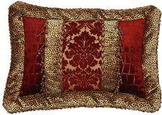 """Reilly-Chance Accent Pillow #460...(21""""x16"""")"""