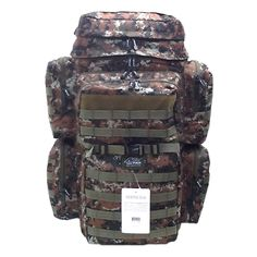 30' 4500cu. in. Tactical Hunting Camping Hiking Backpack OP830 DMBRN DIGITAL CAMOUFLAGE -- You can get more details by clicking on the image. (This is an Amazon Affiliate link and I receive a commission for the sales)