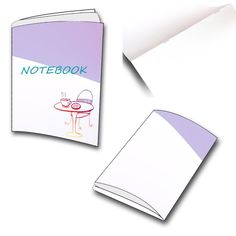 Handmade Notebook Designed Pastel Cover By Beeblack S59/ 40 Unlined Sheets / Blank White Paper A5 (5.8 X 8.3 Inches) (467) >>> You can find out more details at the link of the image.