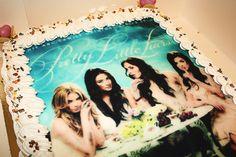 Pretty Little Liars Birthday Cakes | Veronica Mars : The Movie