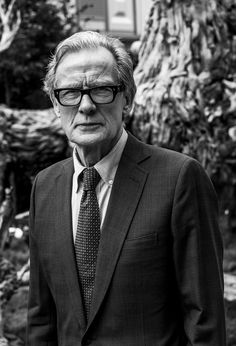 Bill Nighy Press shot by Shane Finn Bill Nighy, Model Training, Type I, Style Icons, Celebs, Romantic, Actors, Guys, Film