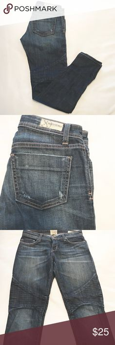 """Dylan George Jeans Dylan George Jeans. Cara Low Rise Skinny. Size 25 (inseam measures 28 1/2"""") Dylan George Jeans Skinny"""